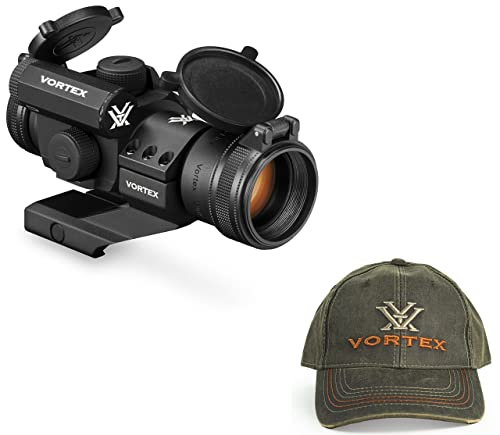 Vortex Optics SF-BR-503 Strikefire II Bright Red Dot Sight with Cantilever Mount