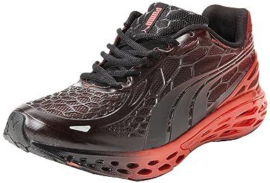 Puma Men's Bioweb Elite Ltd Running Shoe,High Risk Red,8.5 ...