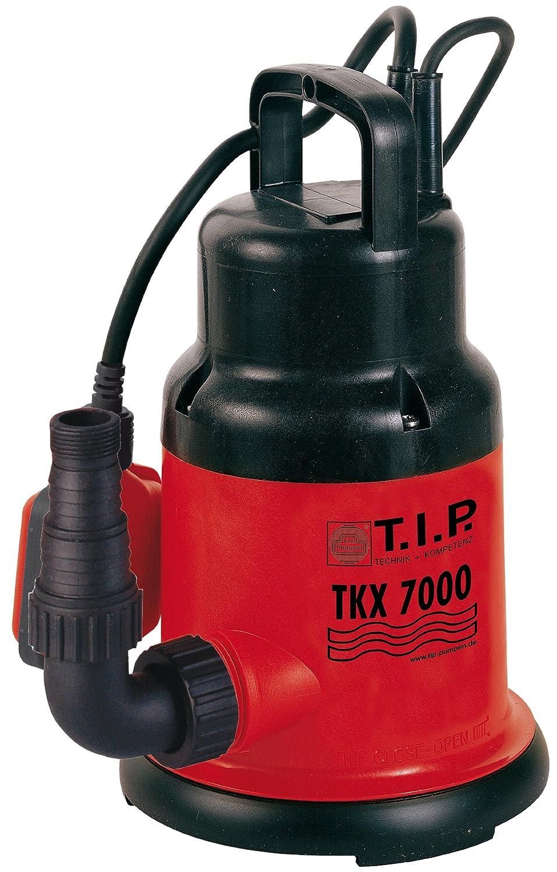 T.I.P. 30267 Klarwasser-Tauchpumpe TKX 7000, bis 7.000 l/h Fö rdermenge