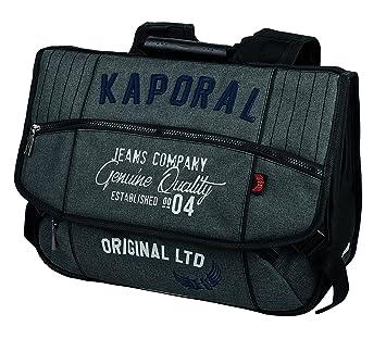 5747e327a0 Editions Oberthur Kaporal Boy Primaire Cartable, 41 cm, Gris: Amazon ...