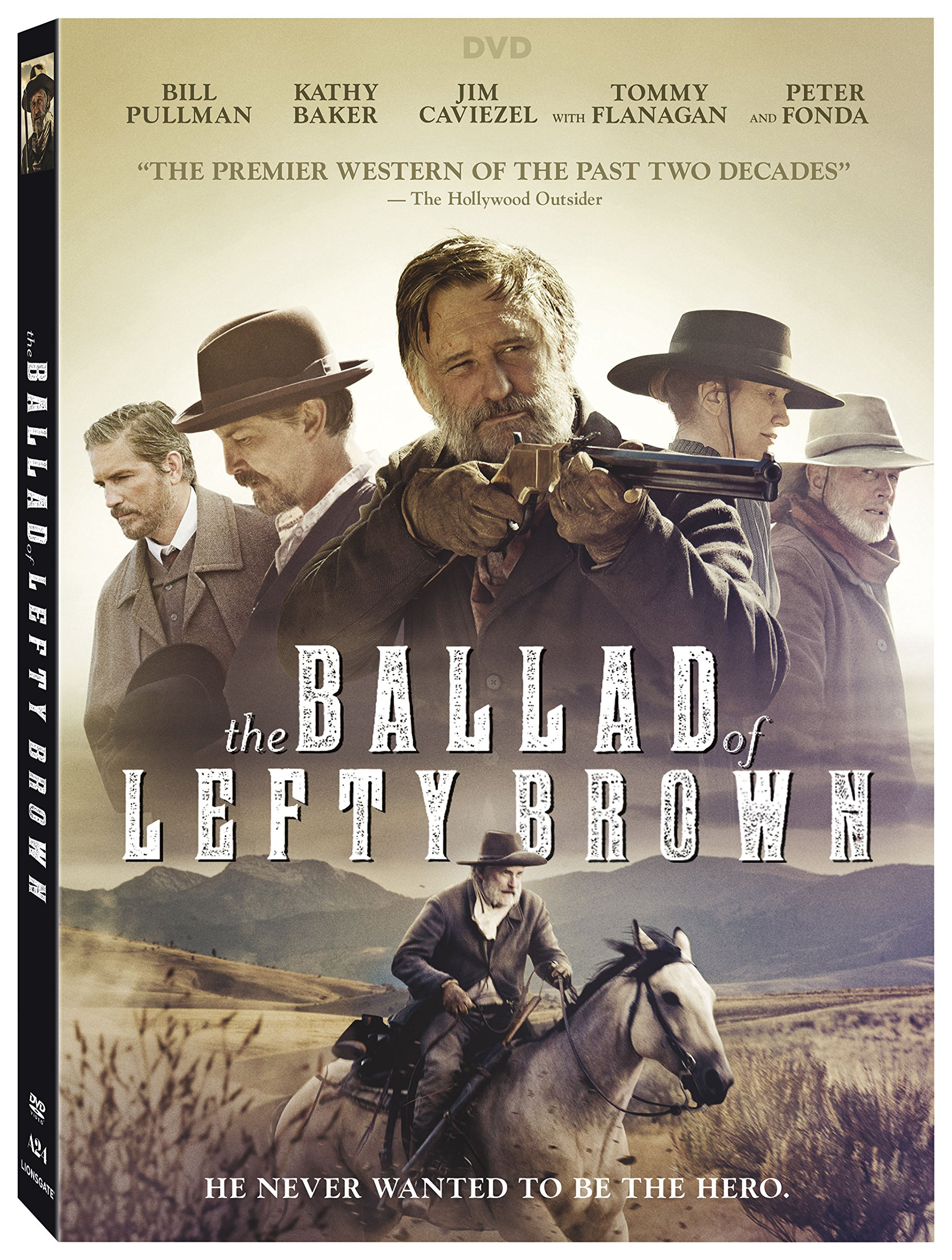 DVD : The Ballad of Lefty Brown (Widescreen, AC-3, Dolby, )