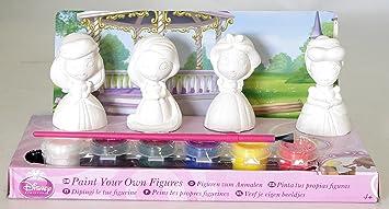 Disney Princess Prinzessin Zum Anmalen Figuren Mädchen Kunst