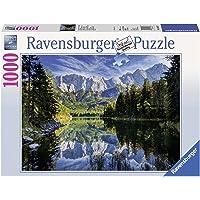 Ravensburger Most Majestic Mountains Puzzle 1000pc,Adult Puzzles