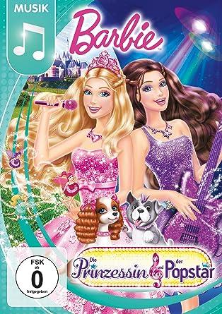 Barbie  Die Prinzessin und der Popstar Amazonde Kelly Sheridan