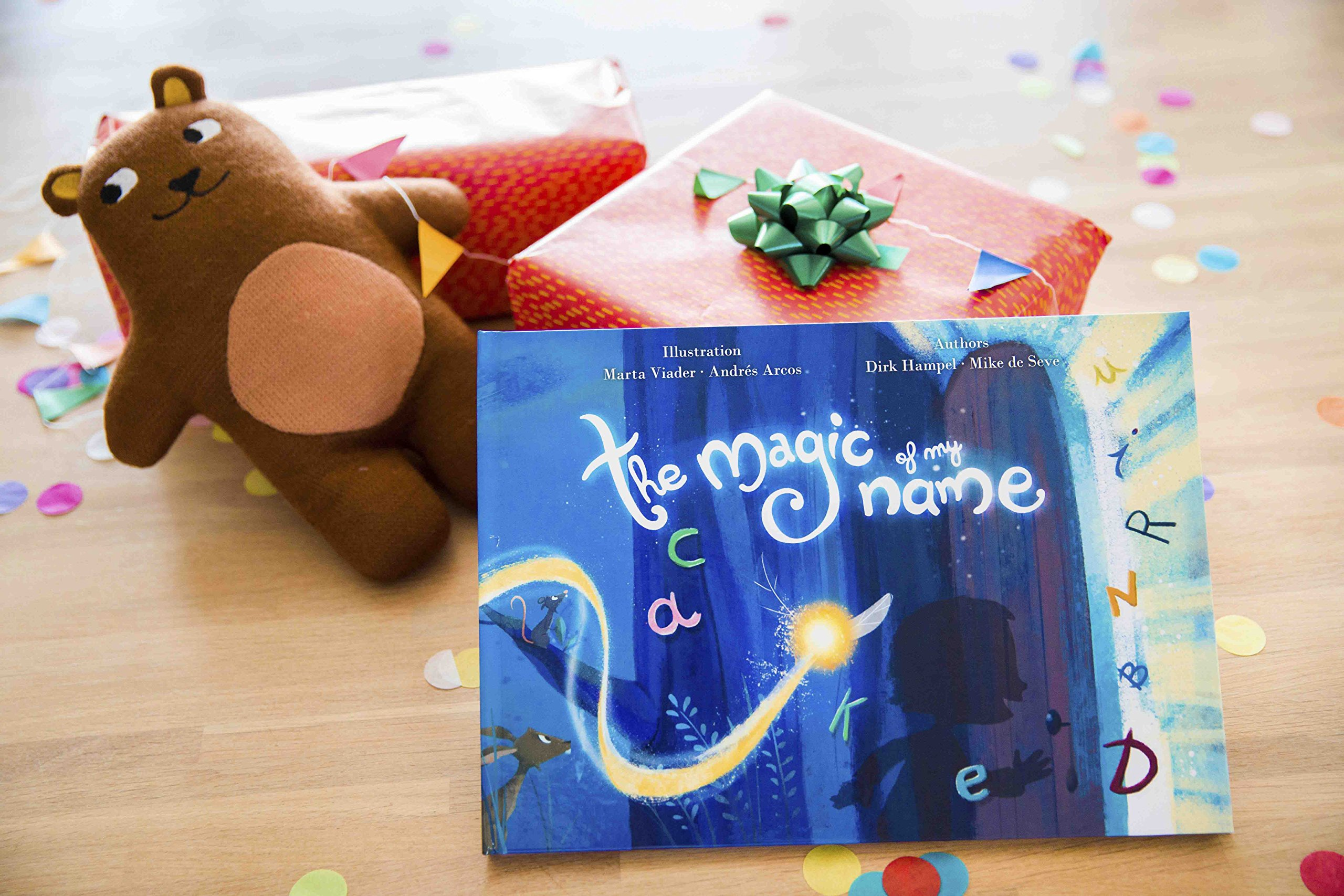 Personalized Children's Books - The Magic of My Name - Personalized Gifts