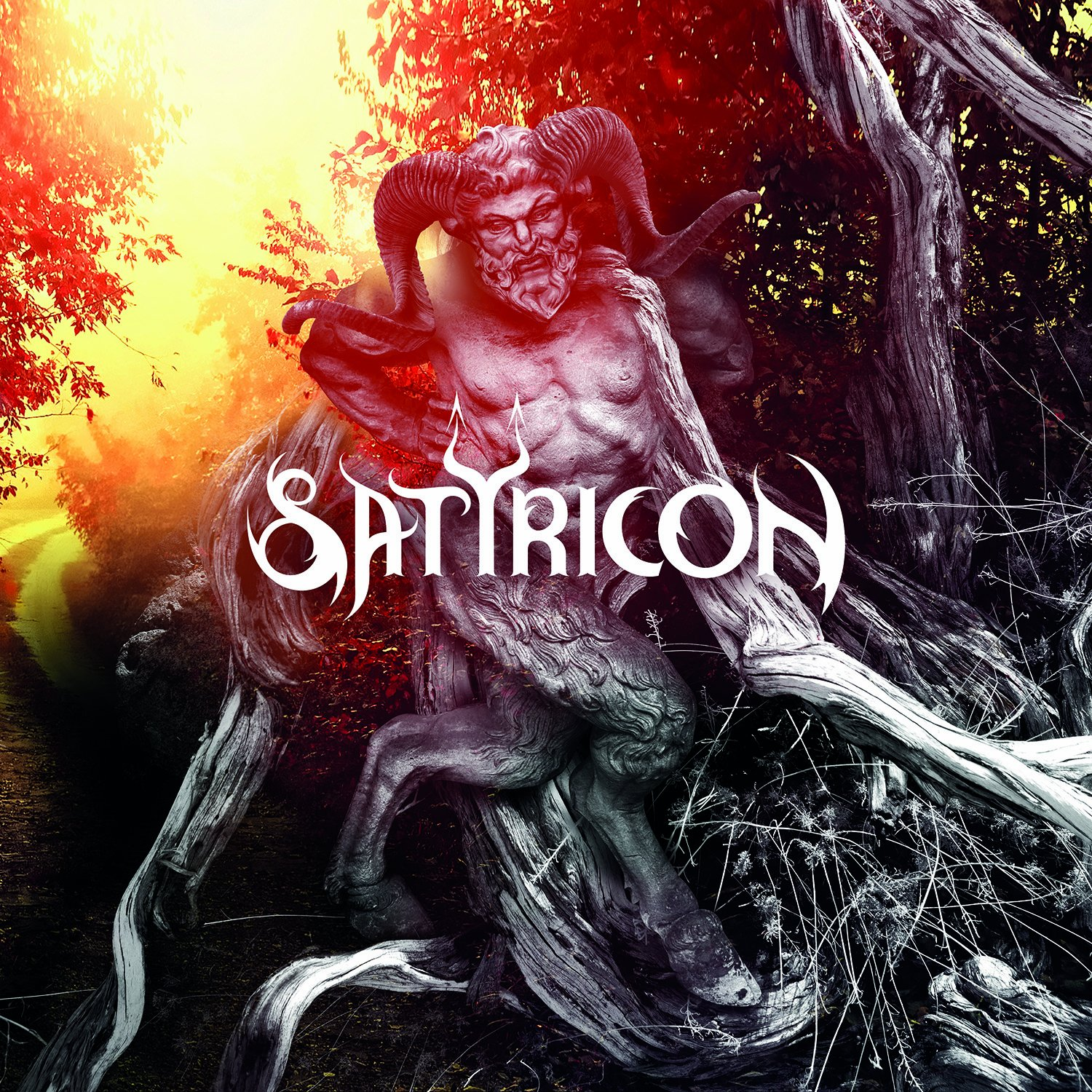 CD : Satyricon - Satyricon (CD)
