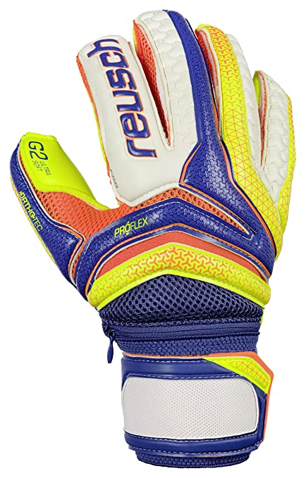 Amazon.com   Reusch Soccer Serathor Pro G2 Ortho Tec Goalkeeper ... 22e28ae3a1
