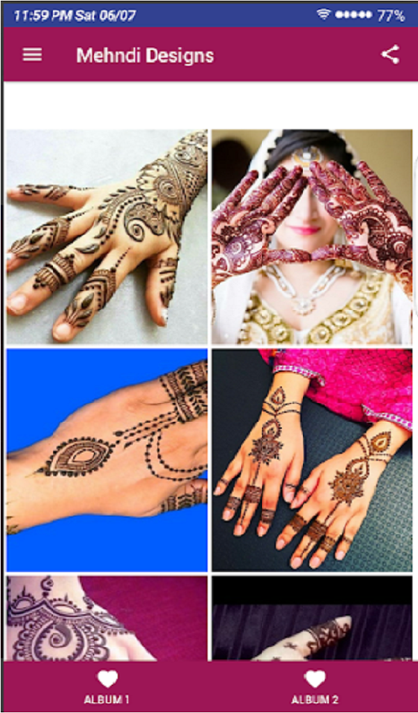 Amazon Com New Mehndi Designs Simple Latest 2019 Appstore For Android