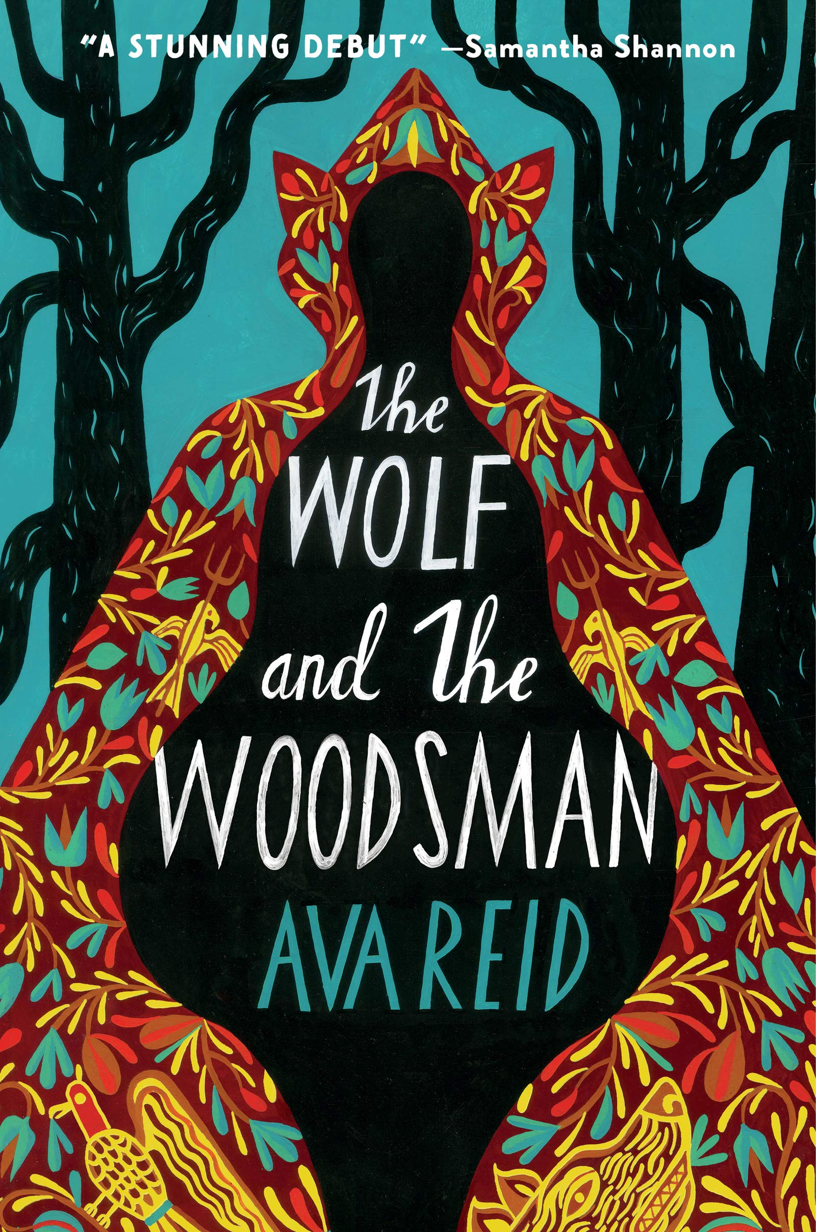 Ava Reid - The Wolf and the Woodsman