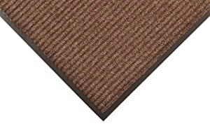 Notrax 117 Heritage Rib Entrance Mat, for Home or Office, 2'x3', Brown