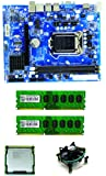 Zebronics Intel Core H55 with i3 processor Chipset Motherboard
