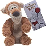 Disney Christopher Robin Collection Winnie the Pooh Tigger Soft Toy - 7inch/18cm