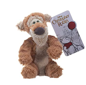 Christopher Robin Collection 50cm Tigger Plush Winnie the Pooh Soft Toy