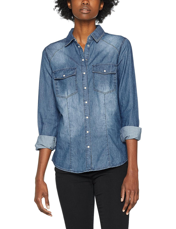 Pimkie 561307 - CH W16 Etipa - Chemise - Femme: Amazon.fr: Vêtements et  accessoires