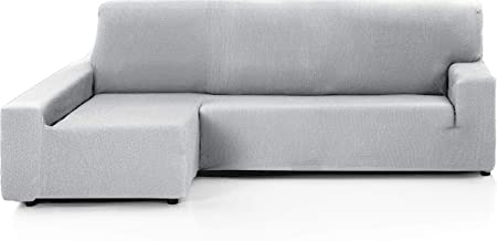 Comprar Martina Home Funda de sofá, Gris Alma, Chaise Longue Brazo Izquierdo