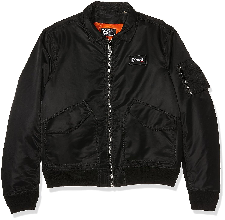 Schott (Brand National) Herren Jacke 210-100