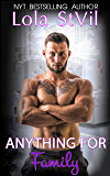 Anything For Family (The Hunter Brothers Book 5)