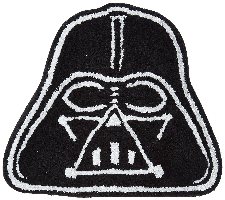 Vader Shaped Bath Rug