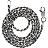 "2mm Sterling Silver Diamond-Cut Rope Chain Necklace(Lengths 14"",16"",18"",20"",22"",24"",26"",28"",30"",32"",34"",36"")"