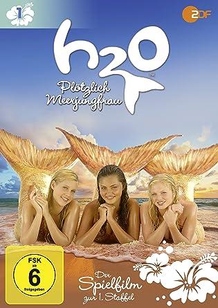 H2O - Plötzlich Meerjungfrau: Der Spielfilm zur 1. Staffel DVD: Amazon.es: Cine y Series TV