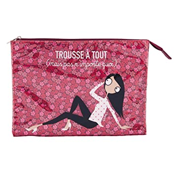 Trousse à maquillage Surprise - rose - DLP Yot6ES