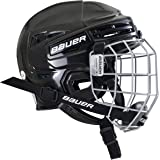 Bauer Prodigy Helmet Combo, Black