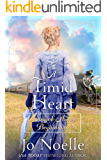 A Timid Heart: Sweet & Clean Western Romance (Cowboys and Angels Beginnings Book 2)