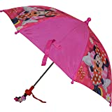 Disney Minnie Mouse Girls Umbrella With 3D Handle