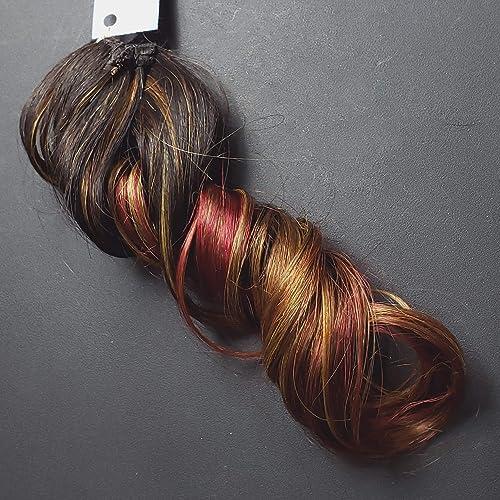 Amazon Com 12 1b Natural Black Red Copper Autumn Auburn With
