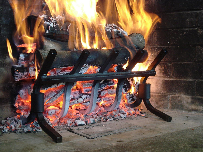 amazon com model s 4 high efficiency smoke free fireplace grate