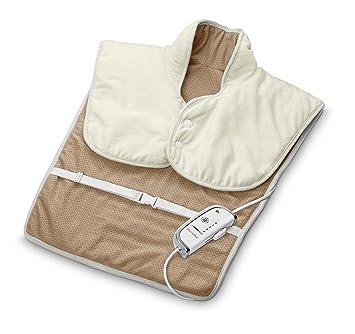 Medisana HP 630 Heizkissen für Schulter und Rückenbereich - Wärmekissen mit 4 Temperaturstufen - mit Überhitzungsschutz und A