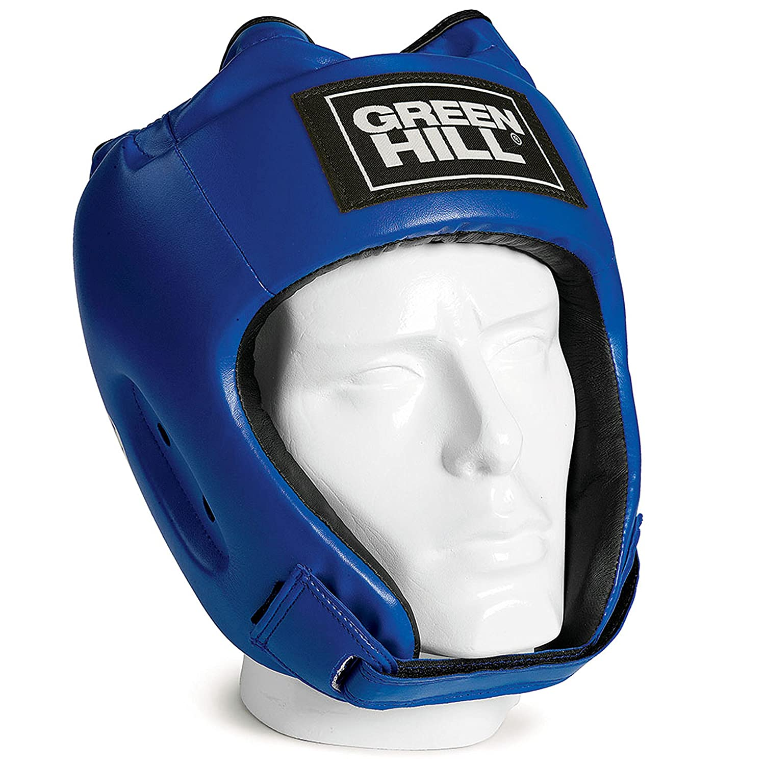 Semi Contact Head Guard Helmet Kopfschutz Helm for Boxing Head Gear Kopfbedeckung Kick Boxing Thai Kick Boxing Greenhill Alfa Head Guard Kopfschutz Fighting and Combat Training