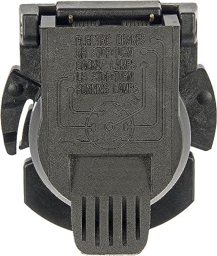 Amazon.com: Dorman 924-307 Trailer Hitch Plug for Select Models: AutomotiveAmazon.com