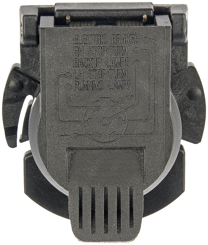 Dorman 924 307 Trailer Plug Automotive Pollak T Connector Wiring Diagram
