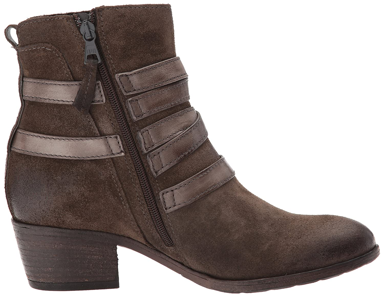 Miz Mooz Women's Darien Ankle Boot B06XRWZVY5 41 M EU (9.5-10 US) Rock