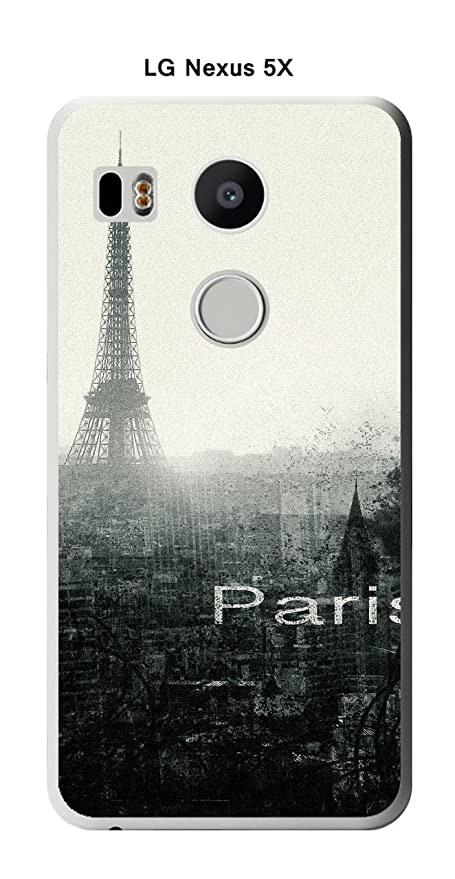 Carcasa Paris City para LG Google Nexus 5 X: Amazon.es ...