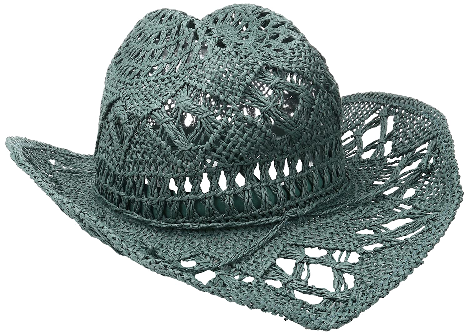 Ale By Alessandra Womens Caballera Crochet Toyo Cowboy With Memory