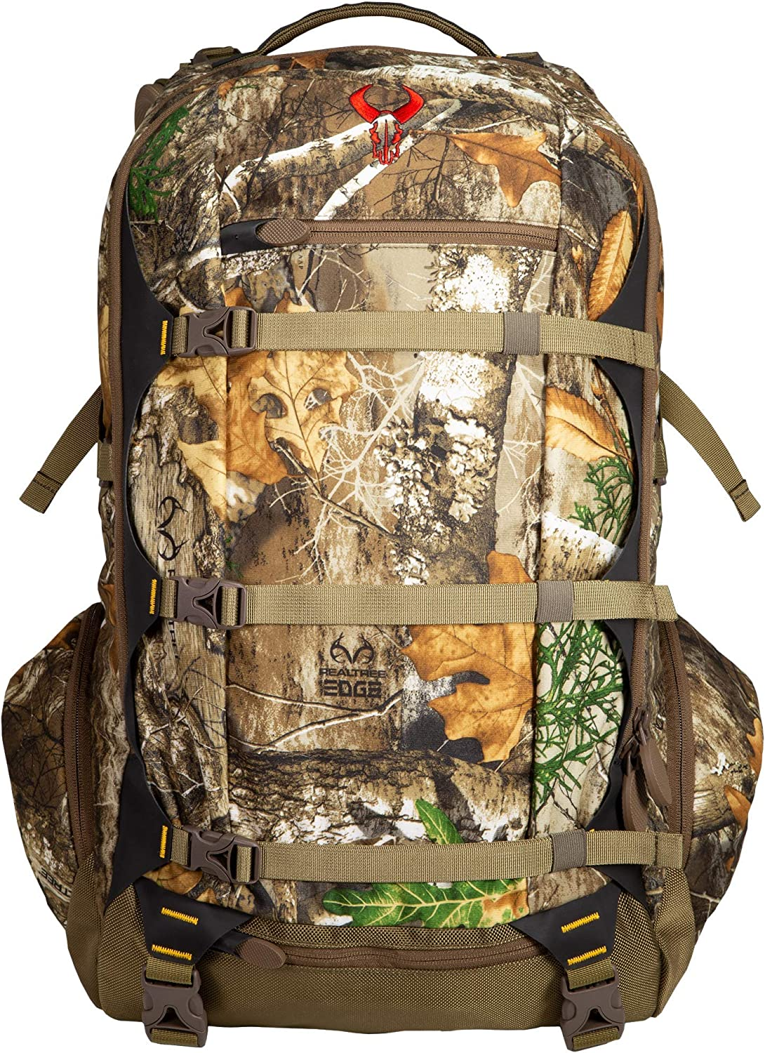 Badlands Diablo Dos Camouflage Hunting Backpack – Rifle Hydration Compatible, Realtree Camo