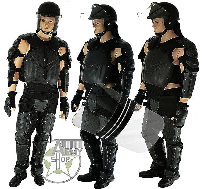 Matthias Kranz Policía Traje de protección Armaduras Cuerpo ...