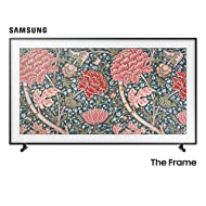 Samsung QN65LS03RAFXZA Frame 65-Inch QLED 4K LS03 Series Ultra HD Smart TV with HDR and Alexa Compatibility (2019 Model)