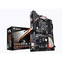 GIGABYTE B360 AORUS GAMING 3 WIFI (LGA1151/Intel/B250/ATX/DDR4/USB 3.1 Gen 2 (USB3.1) Type A/Motherboard)