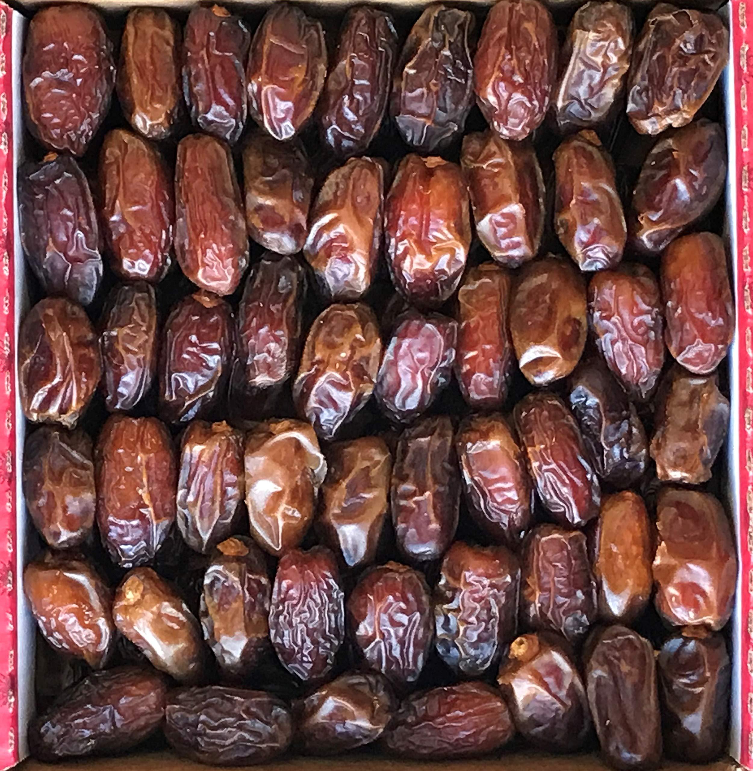 California Medjool Dates (Soft) from Aya Farms, 5 تمر مدجول