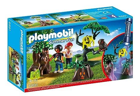 Playmobil Campamento de Verano- Night Walk Playset, Multicolor, Miscelanea (6891)