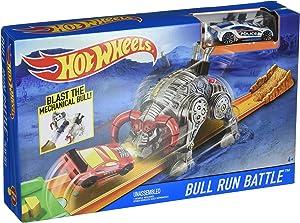 Hot Wheels Bull Run Track Set