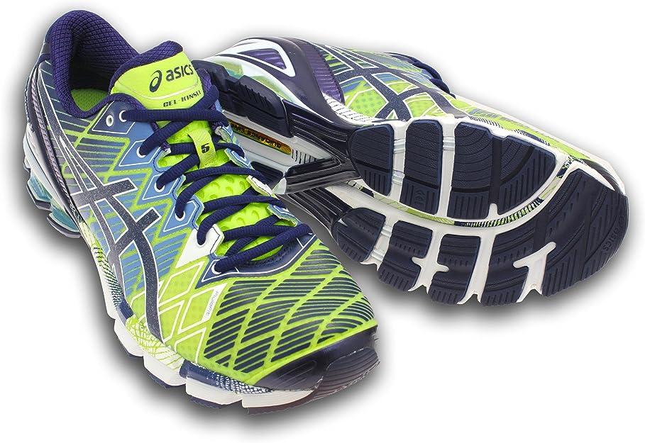Asics Gel-Kinsei 5 Zapatillas para Correr - 39.5: Amazon.es: Zapatos y complementos