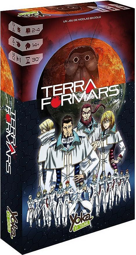 Yoka Terra formars, 0.21x0,12x0,03 cm (GDM118): Amazon.es: Juguetes y juegos