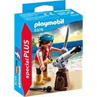 Playmobil - 5378 - Canonnier Des Pirates