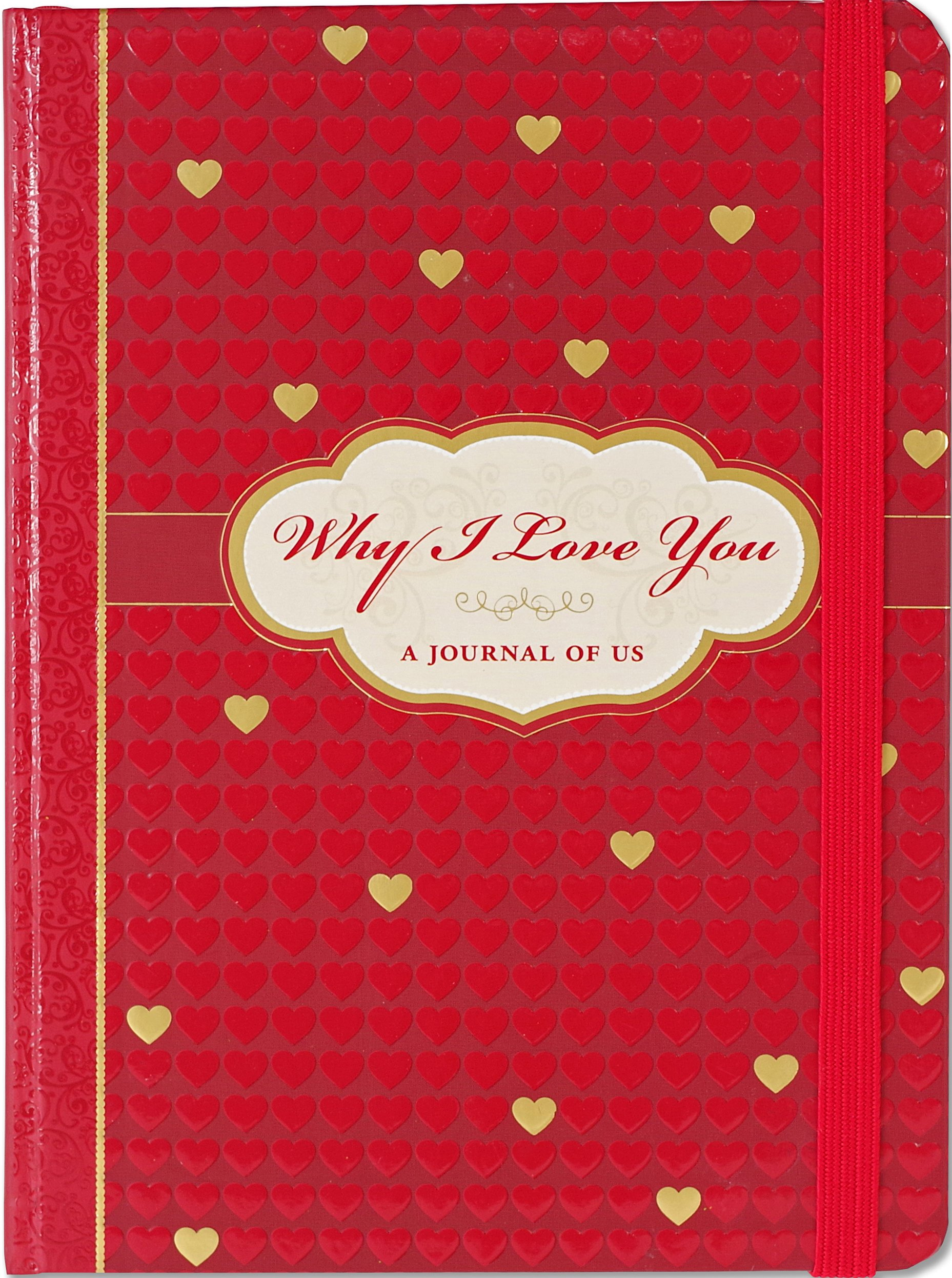 Why Love You Journal About product image