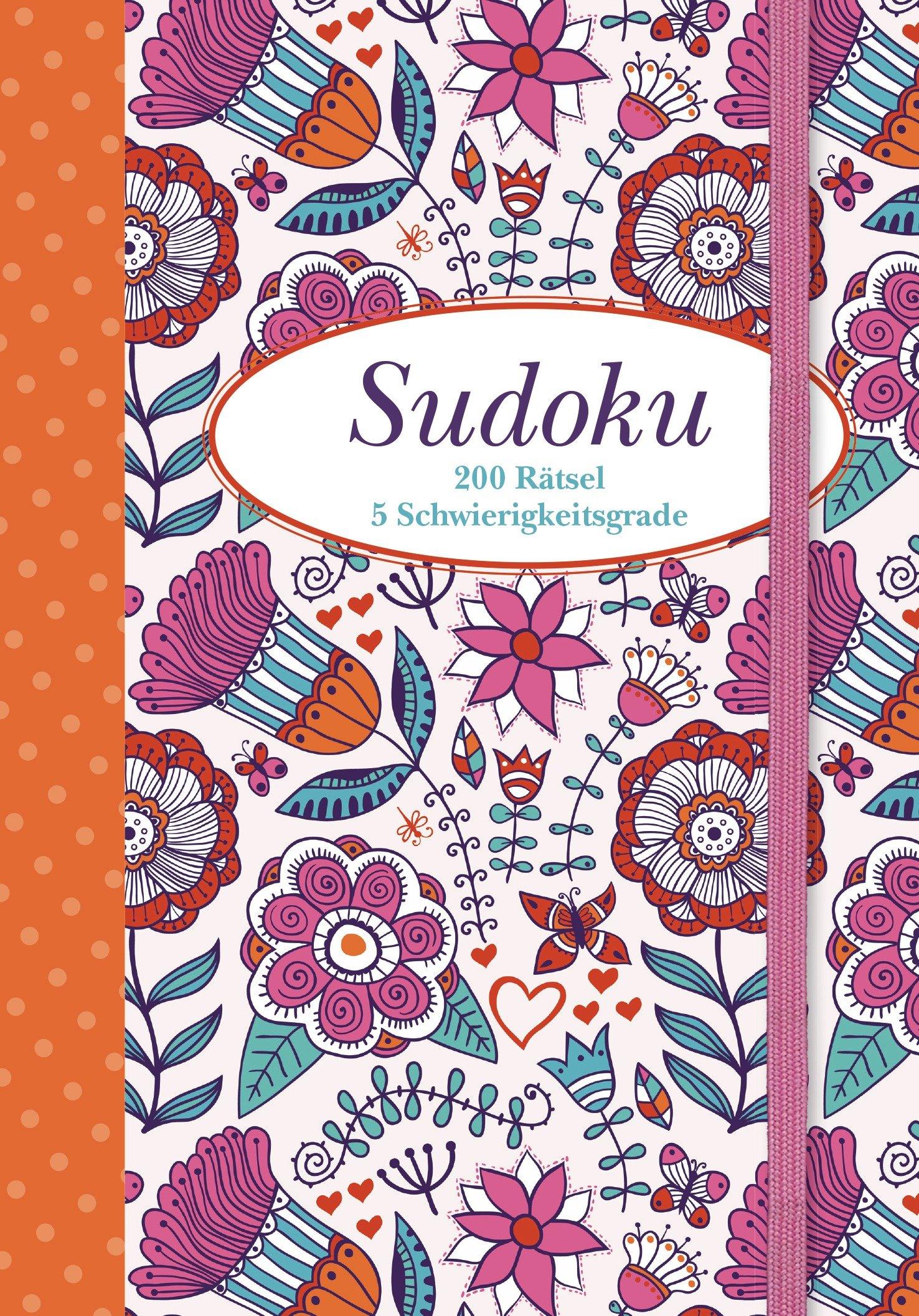 Sudoku (1): 200 Rätsel * 5 Schwierigkeitsgrade