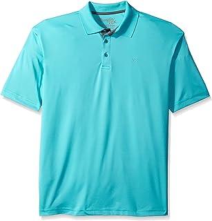 Wrangler Mens Men's 20x Short Sleeve Polo Shirt Maroon